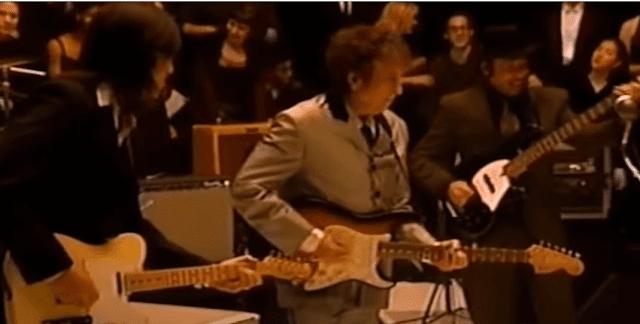 المغني بوب ديلن