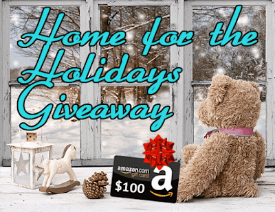 Enter the Home for the Holidays Giveaway. Ends 11/25 US/CA