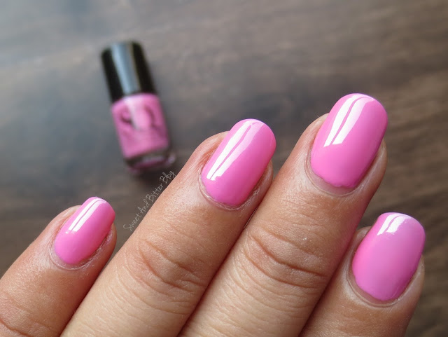 Bubblegum Pink Nail Polish India
