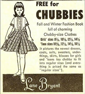 Chubbies from Lane Bryant
