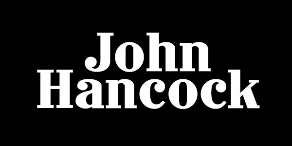 Free Bold Serif Font - John Hancock CP