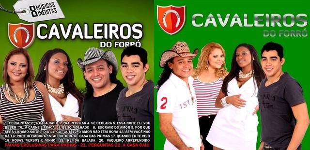 Banda Cavaleiros do Forró lamenta morte do seu ex-vocalista Gabriel Diniz