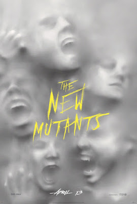 New Mutants - Poster & Segundo Trailer