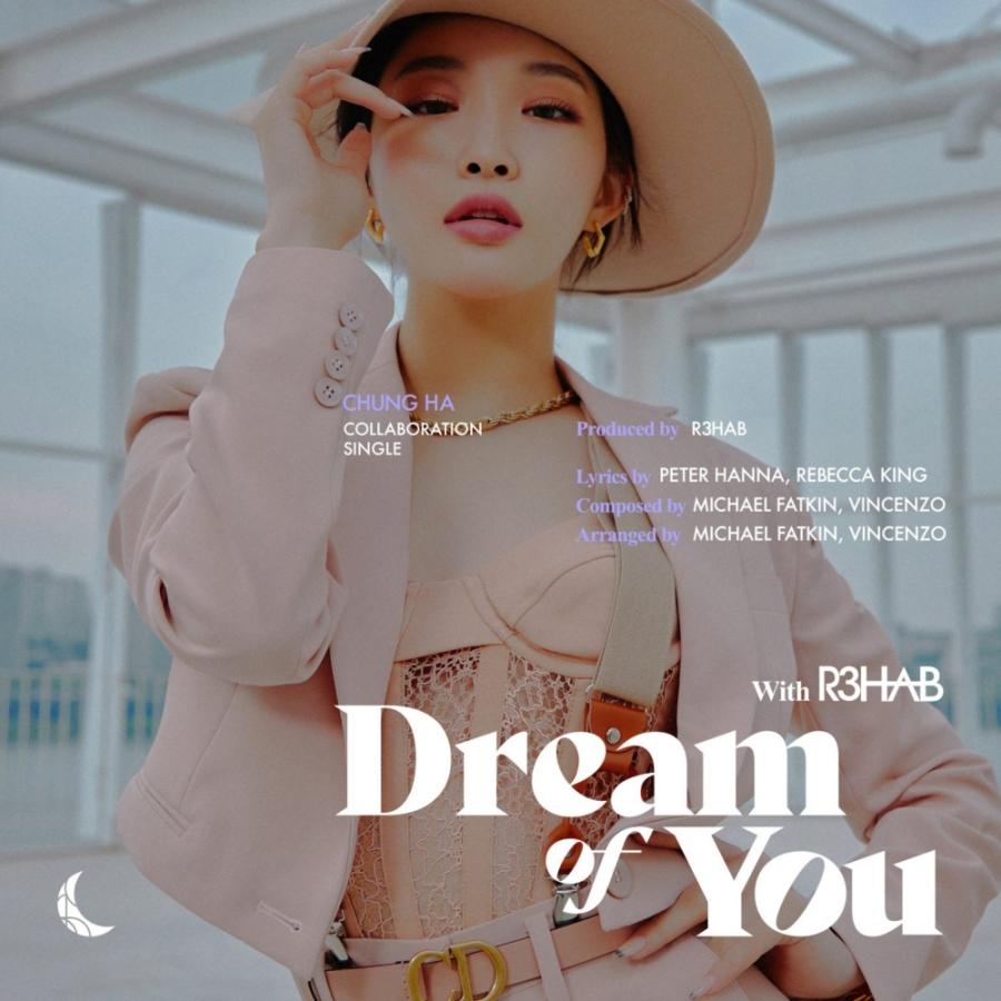 Chungha Collaborates With DJ R3HAB on Single 'Dream of You'