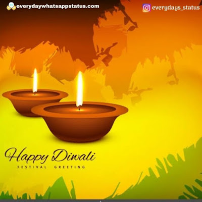 happy diwali quotes 2018 | Everyday Whatsapp Status | Unique 120+ Happy Diwali Wishing Images Photos