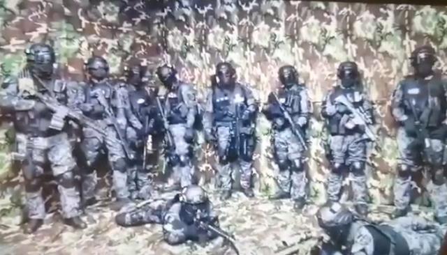 """Video: El Mencho con El CJNG anuncia la llegan a Naucalpan y van por """"El 20"""" quien dicen es patrocinado por un General"""