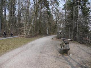 Aussichtspunkt beim Pullacher Gabriel-von-Seidl-Denkmal