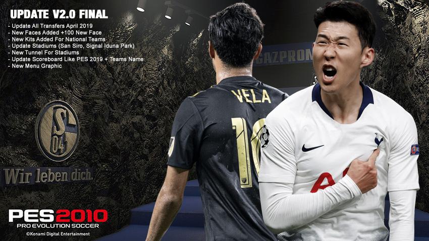 pro evolution soccer 2010 download pc