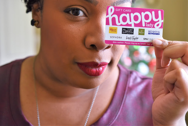 Take the Guessing Out of Gift-Giving with Happy Cards: Win $100 Happy Card Ends 12/28  via  www.productreviewmom.com