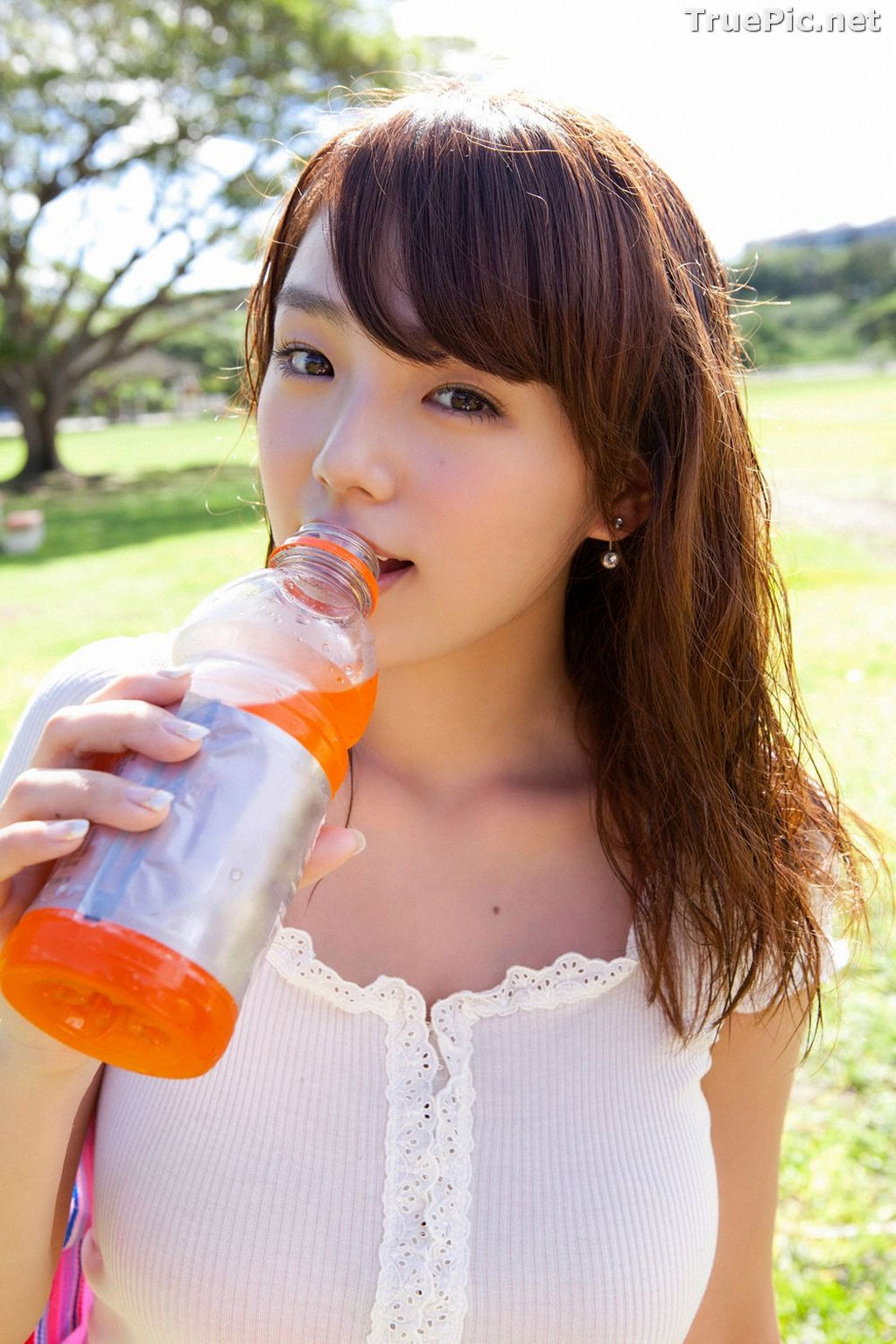 Image [YS Web] Vol.465 – Japanese Model Ai Shinozaki – Mermaid of Love Photo Album - TruePic.net - Picture-8