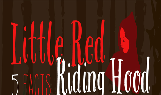 Little Red 5 Facts Riding Hood