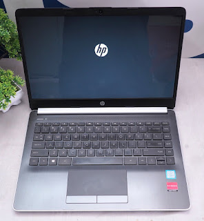 Laptop Gaming - HP14S-CF0044TX Bekas