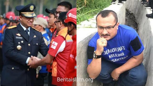 Ferdinand Tuding Bantuan Anies untuk Riau Bermuatan Politis