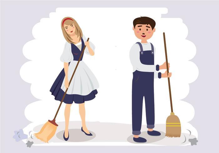 realidades complejas: Como Limpiar una casa