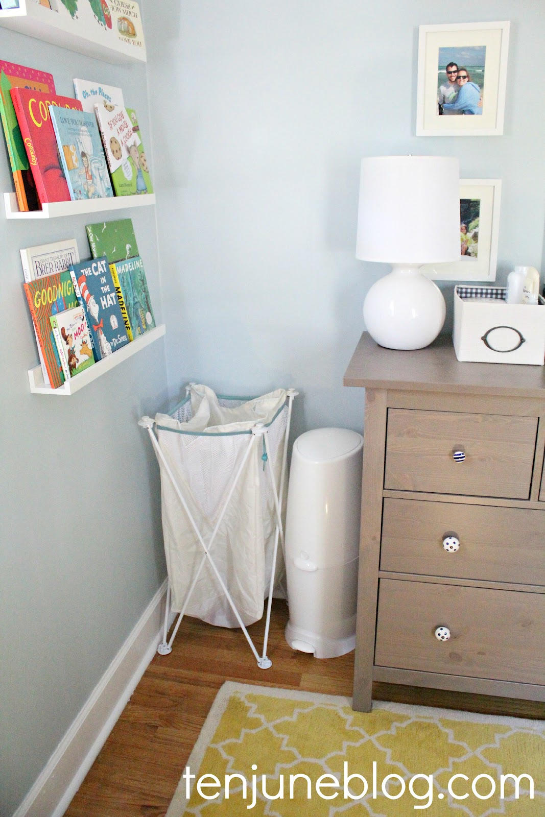 Kiefer Man Found In Baby Bedroom: Ten June: Our Baby Boy's Nursery: The Final Reveal