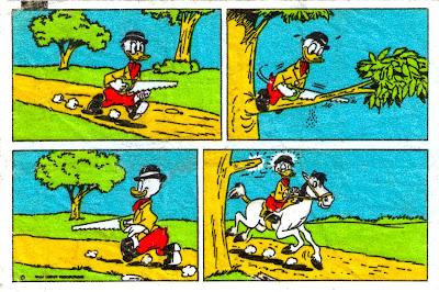 вкладыш Donald - 016