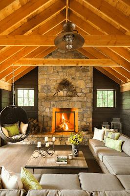 techos en madera