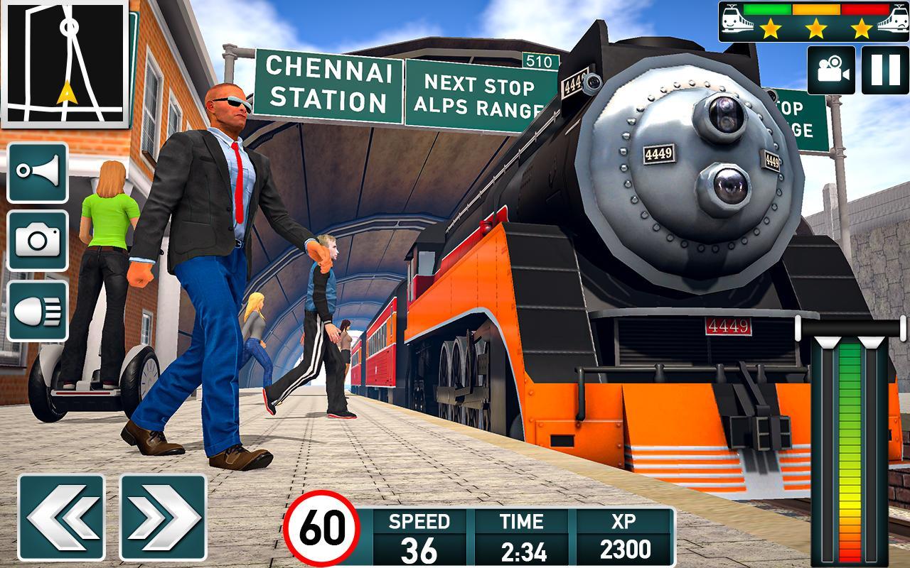 Game Kereta Api Terbaik di Android Public Transport Train Simulator