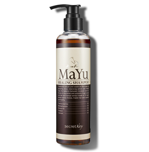 MaYu Healing Shampoo