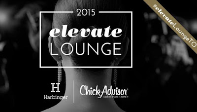 First I'm living like a star at the 2015 Elevate Lounge - then you're winning like one with our contest!