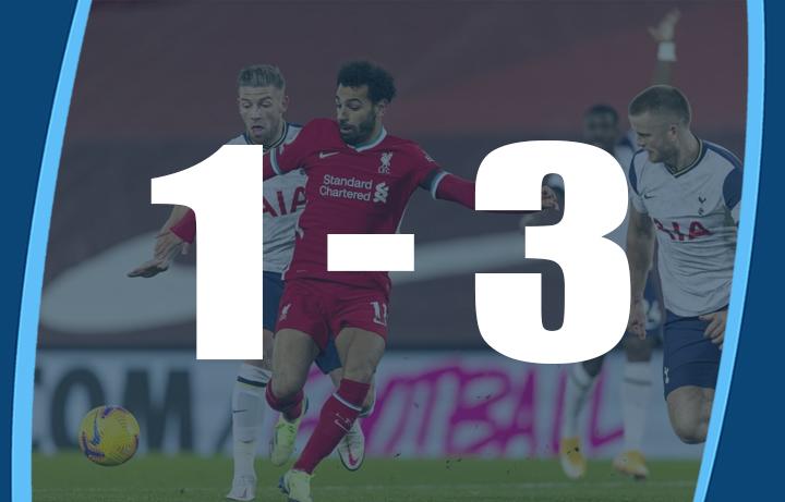 Hasil Tottenham vs Liverpool