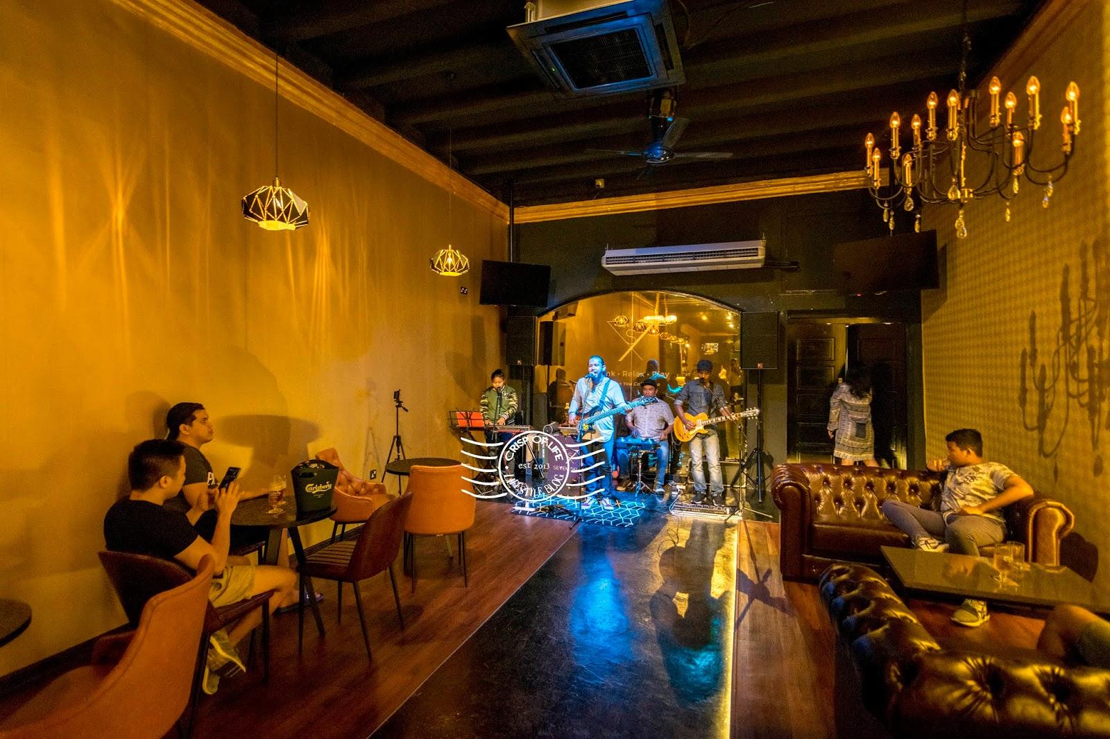 Seven Skulls Bar @ Muntri Street, Georgetown, Penang