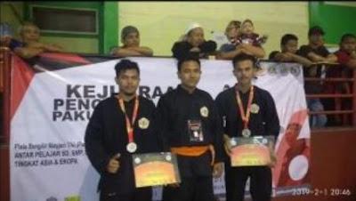 Atlet Tapak Suci UNMUHA Rebut 2 Medali di Kompetisi Asia dan Eropa