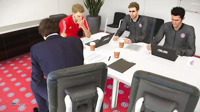 PES 2021 ML Coach & Staff FC Bayern Munich Fantasy by Matsy Monger