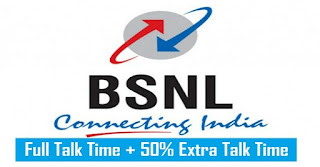 BSNL Full Talk time Offer