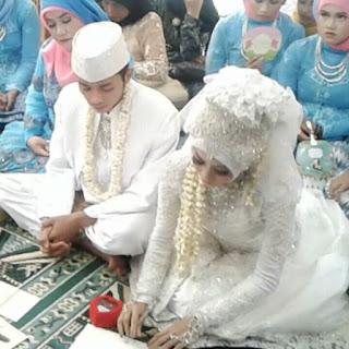 Pesta Pernikahan Itu Tak Mesti Harus Mewah