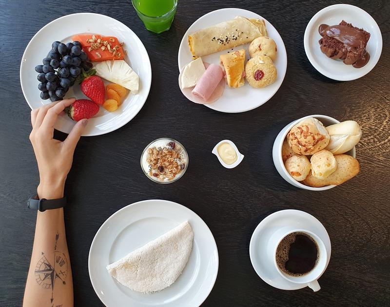 Melhor café da manhã de Vitória