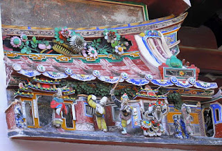 Der Cheng Hoon Teng Temple ist der älteste chinesische Tempel in Melaka und Malaysia
