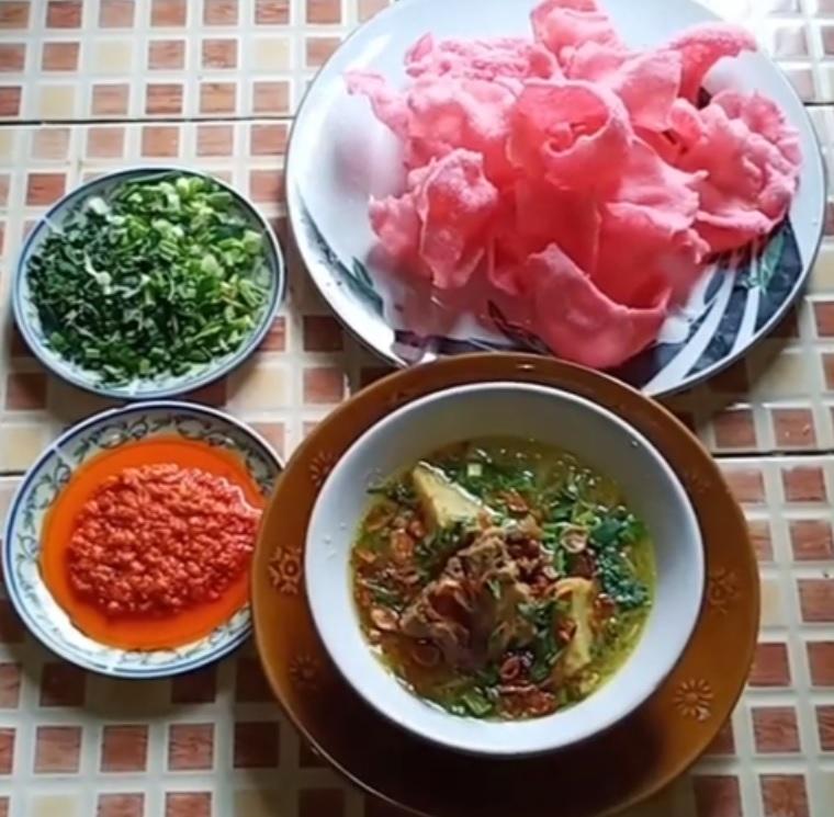 Resep Rahasia Soto Asli Padang
