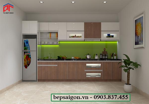 tủ bếp, tủ bếp hiện đại, tủ bếp gia đình
