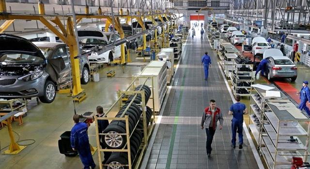 производство новых Hyundai