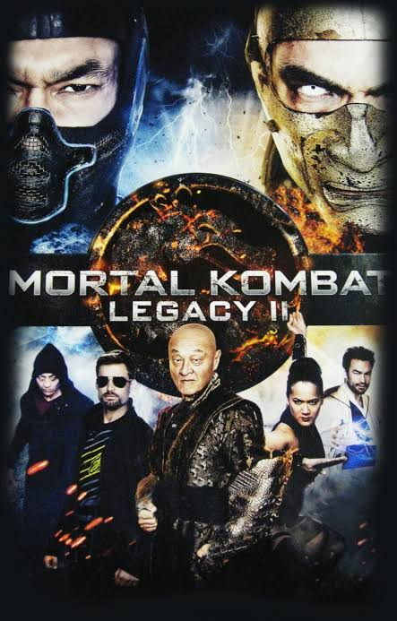 Mortal Kombat Legacy Season 2 MP4 Subtitle Indonesia
