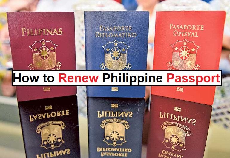 Philippine Embassy Abu Dhabi Passport Renewal