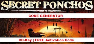 Secret Ponchos code, Secret Ponchos key, Secret Ponchos serial, Secret Ponchos license key, Secret Ponchos steam key