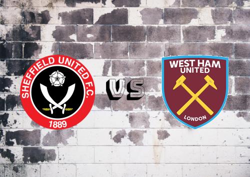 Sheffield United vs West Ham United  Resumen y Partido Completo