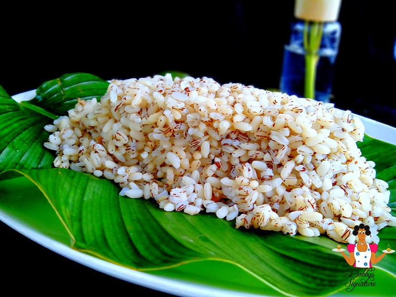 11 Sweet Things You Need To Know About Ofada Rice