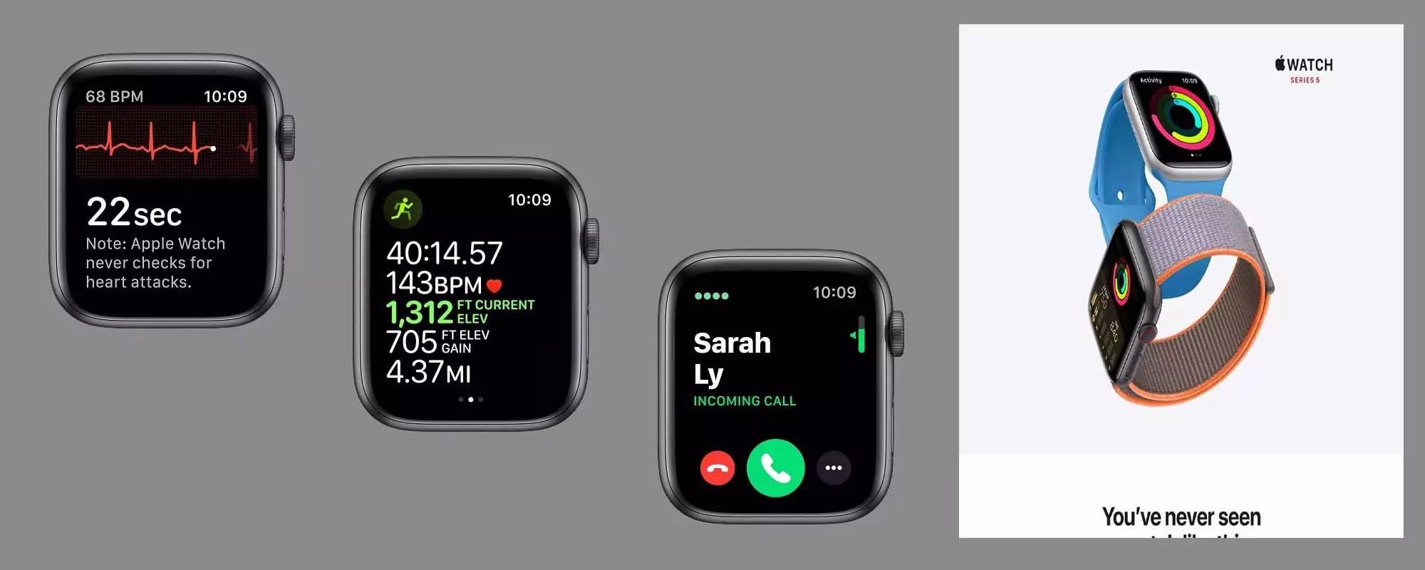Top 4 Best Apple Smart Watches India