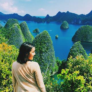 Open Trip Raja Ampat Wayag Piaynemo 4 Hari 3 Malam 2019