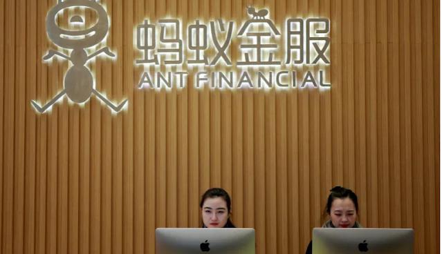 Ant Group Akan Meluncurkan IPO Senilai $ 35 Miliar Pasca Memperoleh Persetujuan Regulasi