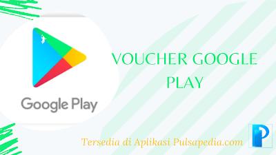 Harga dan Cara Beli Voucher Google Play Store