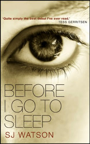 Before I Go To Sleep book review