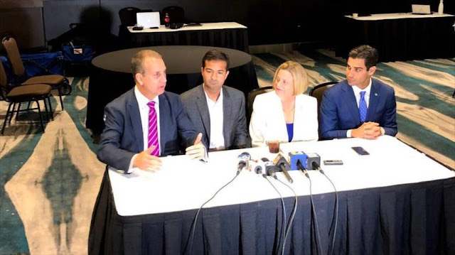 Congresistas de EEUU buscan frenar ayuda económica a Nicaragua