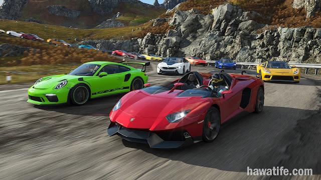 أسلوب السرد القصصي السينمائي في الجزء القادم Forza Motorsport