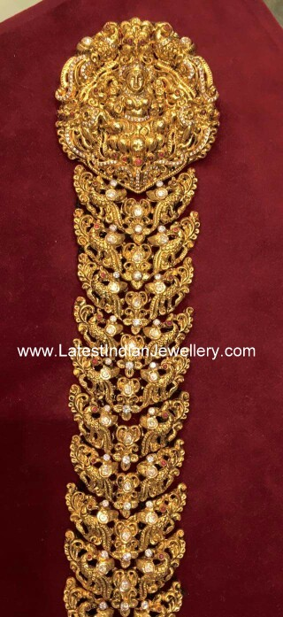 Gold Jada Choti weight