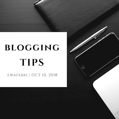 Blogging tips for beginner