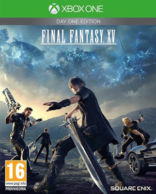 Disponibile Final Fantasy XV per Xbox One